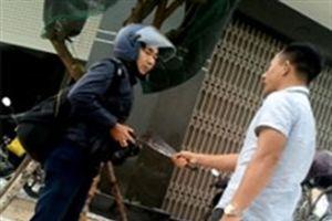 Một phóng viên bị đánh, bị dọa giết ở Bình Định