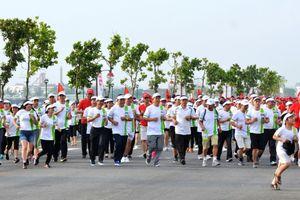 Đà Nẵng: 4.000 người tham gia Ngày chạy Olympic vì sức khỏe toàn dân