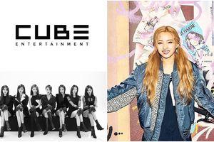 CUBE trình làng nhóm nhạc nữ mới, tương lai nào cho girlgroup 'em gái 4Minute'