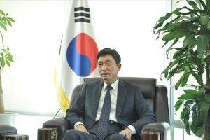 Tổng thống Moon Jae-in hết sức coi trọng mối quan hệ hợp tác với Việt Nam