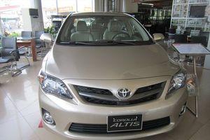 Toyota gọi về xưởng hơn 20.000 xe Altis, Lexus lỗi túi khí tại Việt Nam