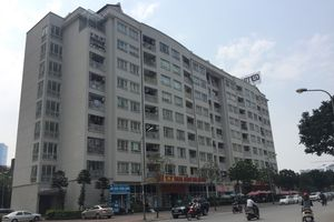 Tồn tại nhiều bất cập tại các chung cư do Công ty Thanh Bình làm chủ đầu tư