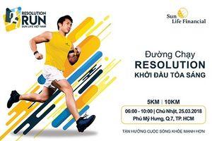 Hơn 2000 người tham gia giải chạy bộ tại TP.HCM