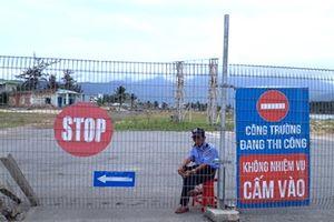 Bị dân phản đối, Đà Nẵng chỉ đạo tháo dỡ rào chặn lối xuống biển tại dự án Nam Ô Resort