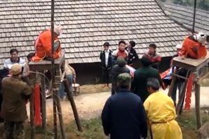 Lai Châu: Độc đáo nghi lê cấp sắc của người Dao Hoang Thèn