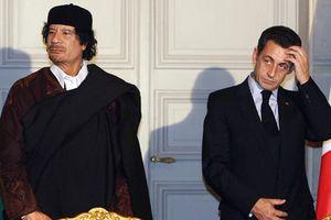 Cựu Tổng thống Pháp Sarkozy bị khởi tố