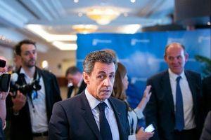 Cựu Tổng thống Pháp Sarkozy bị truy tố