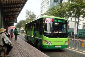 TP.HCM xây dựng 3 bến xe buýt trị giá 10 tỉ