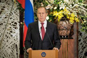 Ngoại trưởng Nga Sergey Lavrov thăm Việt Nam hôm nay