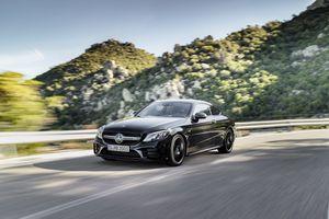 Ra mắt phiên bản nâng cấp Mercedes C-Class Coupe và Convertible