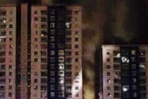 7 vụ cháy chung cư để lại nỗi kinh hoàng cho người thoát nạn