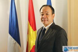 Tổng Bí thư Nguyễn Phú Trọng thăm Pháp: Dấu mốc mới của tình hữu nghị
