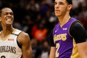 Lakers 125-128 Pelicans: Lonzo Ball tập bắn chim bất chấp nỗ lực của đồng đội