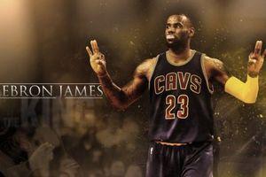 LeBron James lập kỷ lục vẫn khiêm tốn