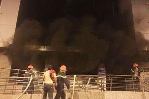 Cháy lớn tại chung cư cao cấp TP HCM, 13 người chết, 14 người bị thương
