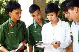 Các trường Quân đội có tuyển nguyện vọng bổ sung không?