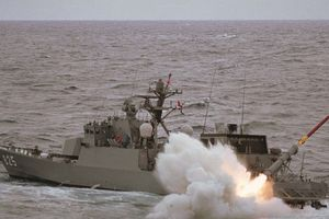 Tàu tên lửa 200 tấn nhưng có thể 'phóng to' thành khu trục hạm 5.000 tấn của Nhật Bản