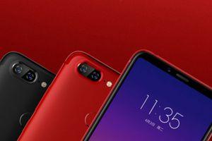 Smartphone màn hình 18:9, camera kép, nhận diện khuôn mặt, chip S625, giá 3,56 triệu