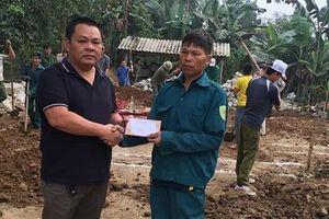 Khởi công xây nhà Đại đoàn kết tặng hộ nghèo bị hỏa hoạn