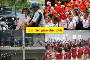 Tin tức giáo dục 24h: Công an tạm giữ phụ huynh đánh cô giáo thực tập dọa sảy thai; Thống nhất khai trừ Đảng ông Võ Hòa Thuận