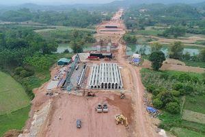 Đẩy nhanh tiến độ dự án đường cao tốc Bắc Giang - Lạng Sơn
