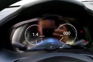 Mazda3 2019 lộ diện cụm đồng hồ điện tử mới