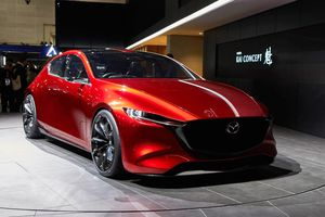 Mazda3 2019 và Mazda6 Wagon tại GMS 2018
