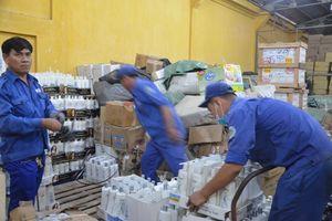 TP. Hồ Chí Minh- Hàng dởm vẫn tiếp tục diễn biến phức tạp