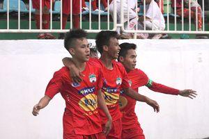 U19 HAGL thua ngược vẫn khiến HLV đối thủ nói lời bất ngờ