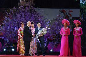 Lễ hội văn hóa thắm đượm tình hữu nghị Việt Nam-Nhật Bản