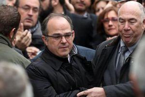 Tây Ban Nha phát lệnh bắt giữ nhiều cựu quan chức Catalonia