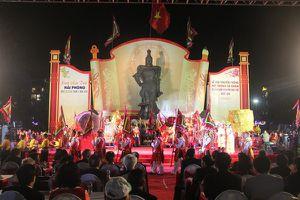 Hải Phòng phục dựng lại chợ Vẻn xưa tưởng nhớ Nữ tướng Lê Chân