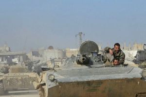 T-72 Shafrah - 'người hùng' của Syria tại Đông Ghouta