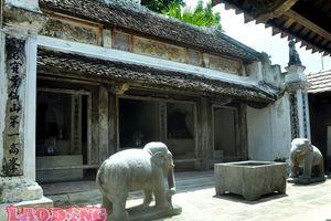 Hà Tĩnh: Chiêm ngưỡng vẻ cổ kính di tích Đền Tiết phụ 300 tuổi