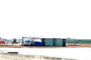 Nhà máy xử lý rác thải sinh hoạt Nghĩa Kỳ (Quảng Nam) bắt đầu tiếp nhận rác thải