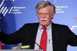 'Diều hâu' John Bolton làm cố vấn an ninh Mỹ, giá dầu sẽ tăng cao?