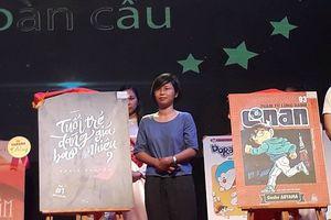 Tác giả trẻ Rosie Nguyễn nhận giải Sách được yêu thích