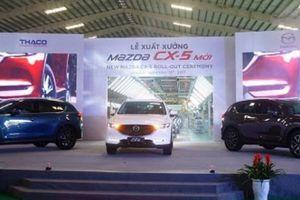 Nhà máy láp ráp ô tô lớn nhất Đông Nam Á của tỷ phú USD Trần Bá Dương đi vào hoạt động