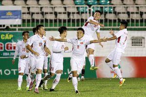 'U.19 Việt Nam xác định mục tiêu toàn thắng để vô địch'
