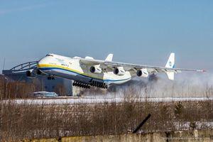 Máy bay lớn nhất thế giới An-225 quay trở lại hoạt động