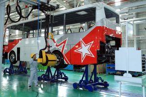Thaco khánh thành nhà máy sản xuất ô tô 50.000 xe mỗi năm