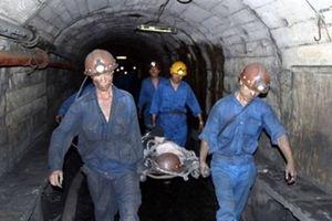 Trượt chân trong hầm lò, công nhân tử vong