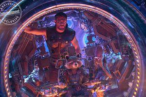 Rò rỉ đoạn clip tiết lộ cuộc gặp gỡ của Thor và Guardians of the Galaxy trong 'Avengers: Infinity War'