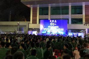 Đồng Nai: 3000 đoàn viên thanh niên hưởng ứng sự kiện Giờ Trái đất 2018