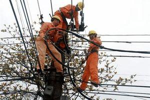 Lịch cắt điện trên địa bàn tỉnh Quảng Bình từ ngày 29/3 đến ngày 4/4