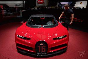 Bugatti Chiron Sport 3,2 triệu USD sắp chào sân tại Mỹ