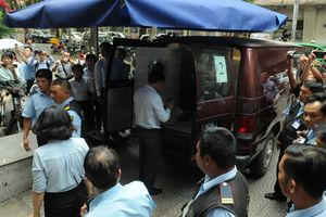 Bộ Công an khám xét Eximbank chi nhánh TPHCM, bắt giữ 2 người