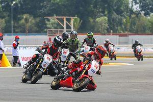 Honda Việt Nam mang giải đua trở lại với khán giả Bình Dương