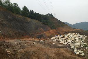 Dự án nhà máy Đồng Tả Phời bị 'tố' tự ý thi công lên đất rừng của người dân