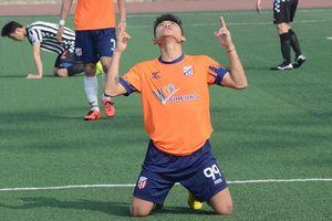 Cựu tiền đạo U23 Việt Nam ghi bàn ngay trận đầu tiên tại Hàn Quốc